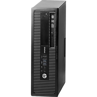 HP EliteDesk 800 G1 Desktop Computer - Intel Core i7 i7-4770 3.40 GHz