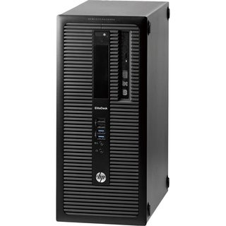 HP EliteDesk 800 G1 Desktop Computer - Intel Core i7 i7-4770 3.4GHz -