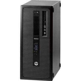 HP EliteDesk 800 G1 Desktop Computer - Intel Core i3 i3-4130 3.40 GHz