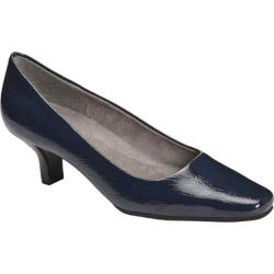 Women's A2 by Aerosoles Dimperial Dark Blue Patent