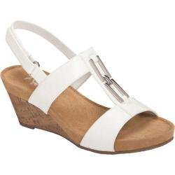 Women's A2 by Aerosoles Lightbulb White Faux Leather
