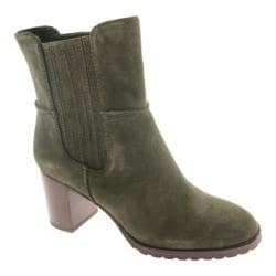 Women's Circa Joan & David Adine Dark Green Suede
