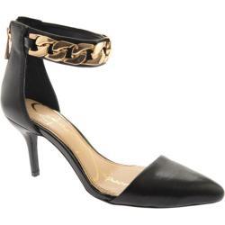 Women's Jessica Simpson Weelee Black Leather