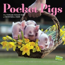 Pocket Pigs 2015 Calendar: The Famous Teacup Pigs of Pennywell Farm (Calendar)