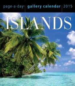 Islands 2015 Gallery Calendar (Calendar)