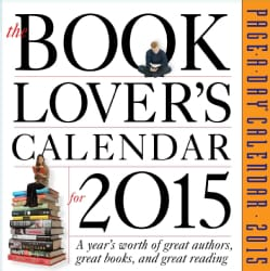 The Book Lover's 2015 Calendar (Calendar)