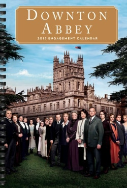 Downton Abbey 2015 Calendar (Calendar)