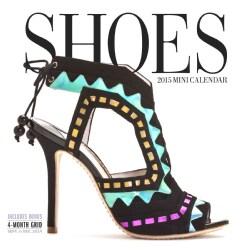 Shoes 2015 Calendar (Calendar)