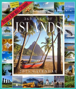 365 Days of Islands 2015 Calendar (Calendar)