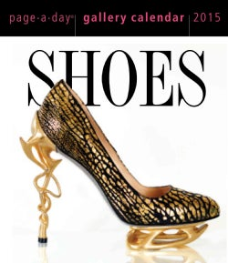 Shoes 2015 Gallery Calendar (Calendar)