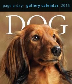 Dog Gallery 2015 Calendar (Calendar)
