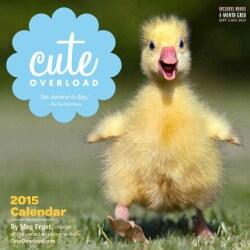 Cute Overload 2015 Calendar (Calendar)