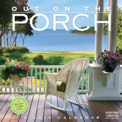 Out on the Porch 2015 Calendar (Calendar)