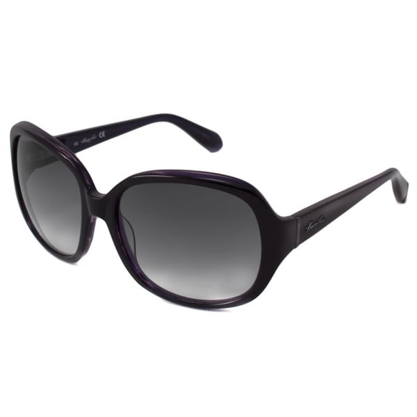 Kenneth Cole Women's KC7031 Rectangular Sunglasses