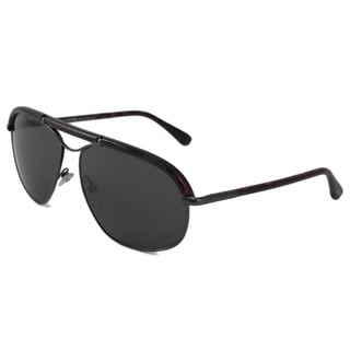 Tom Ford Men's TF0234 Russell Aviator Sunglasses