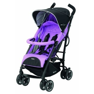 Kiddy City N Move Sporty Lightweight Stroller in Lavender