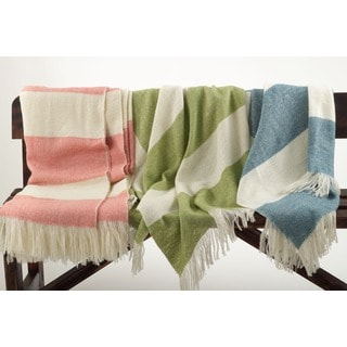 Striped Design Throw Blanket
