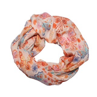Women's Boho-chic Summer Butterfly Scarf (India)