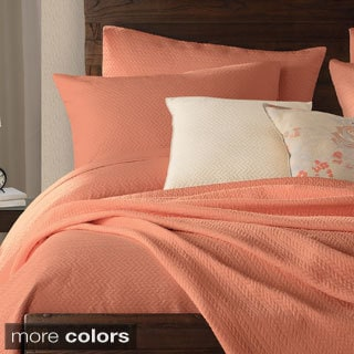 Delaney Coverlet with Optional Shams Sold Separately