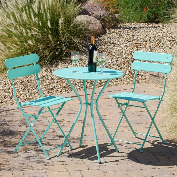 RST Brands 'Sol' 3-piece Outdoor Bistro Set