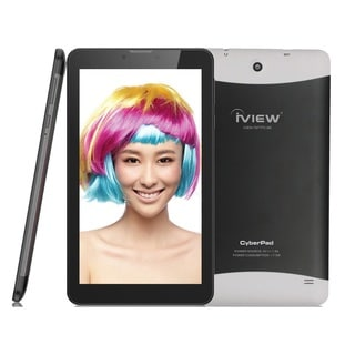 iView SupraPad 8GB 7-inch Android 4.1 Unlocked GSM 3G Black Phone / Tablet PC