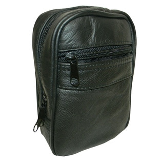 Hollywood Tag Leather Anti-theft Side Bag Travel Companion