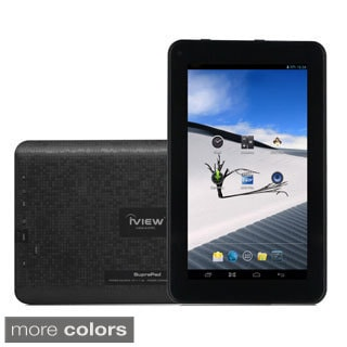 iView SupraPad 8GB 9-inch Dual-core Android 4.2 Wi-fi Grey Tablet PC