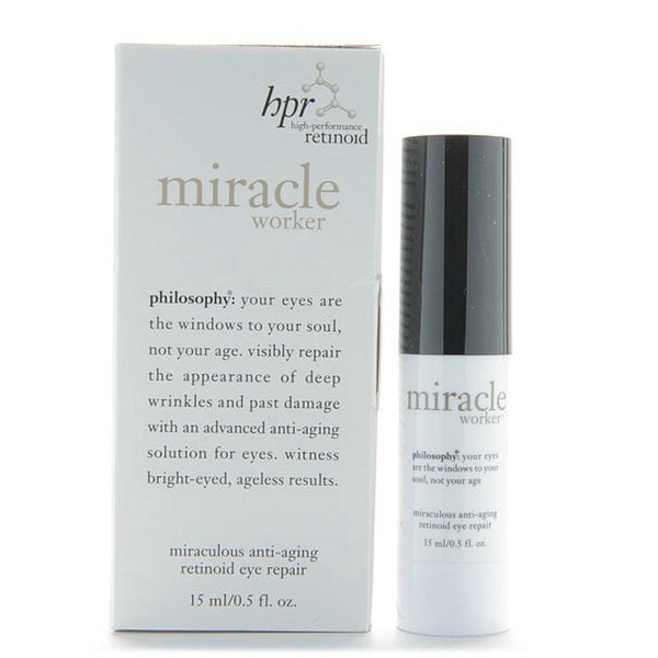 Philosophy Miracle Worker Miraculous Anti-Aging Retinoid Eye Repair