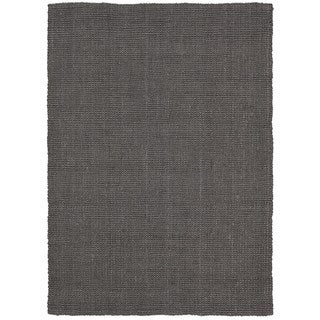 Nourison Mangrove Gunmetal/ Grey Area Rug (8' x 10') by Nourison