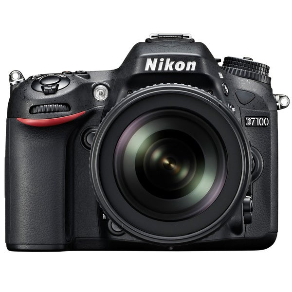 Nikon D7100 24.1MP Digital SLR Camera with 18-140mm Lens