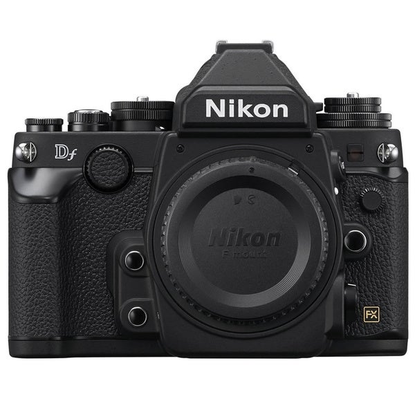 Nikon Df DSLR Black Camera