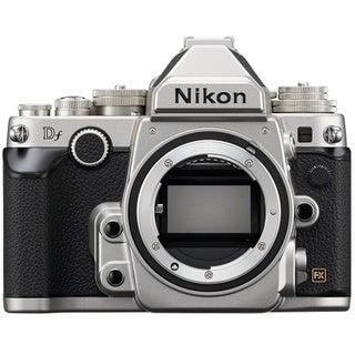 Nikon Silver Df DSLR Digital Camera