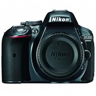 Nikon D5300 24.2MP Grey Digital SLR Camera (Body Only)