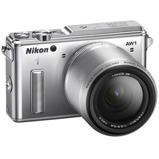 Nikon Silver 1 AW1 Mirrorless Digital Camera and 11-27.5mm Lens
