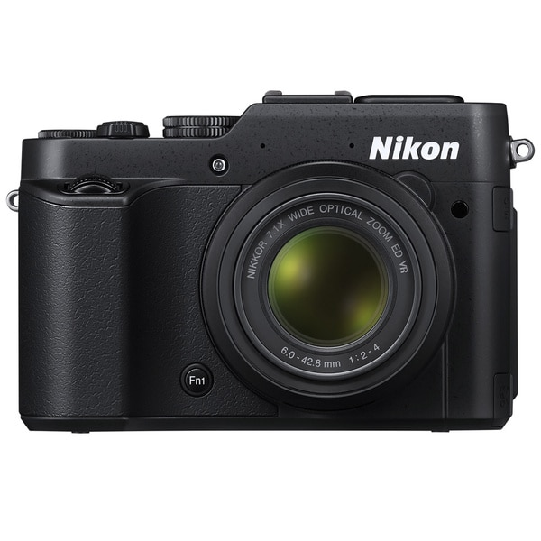 Nikon Coolpix P7800 12.2MP Black Digital Camera