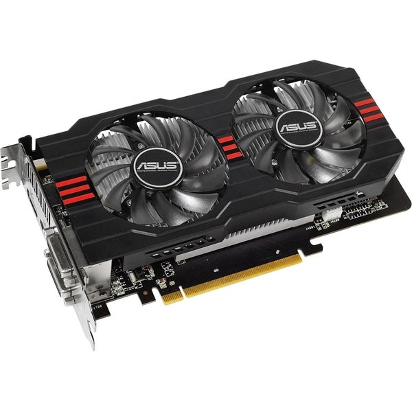 Asus R7250X-2GD5 Radeon R7 250X Graphic Card - 1.02 GHz Core - 2 GB G