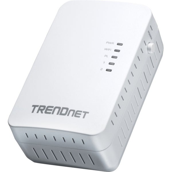 TRENDnet TPL-410AP IEEE 802.11n 300 Mbps Wireless Access Point - ISM