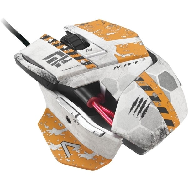 Mad Catz Titanfall R.A.T.3 Mouse for PC