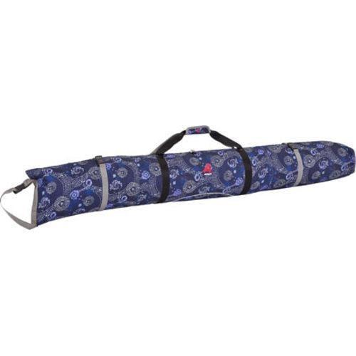 Athalon Single Ski Bag Padded - 155cm Batik