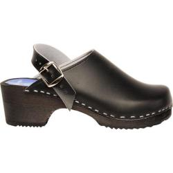 Girls' Cape Clogs Jet Black Black