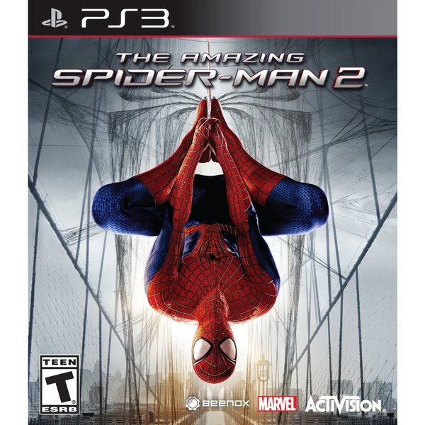 PS3 - The Amazing Spider-Man 2 12423847