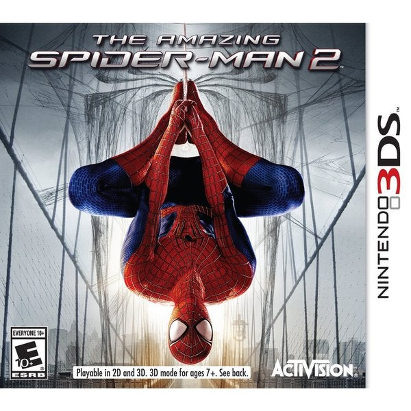 Nintendo 3DS - The Amazing Spider-Man 2 12423852