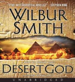 Desert God: A Novel of Ancient Egypt (CD-Audio)