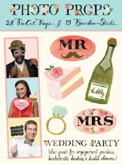Wedding Party Photo Props (General merchandise)