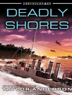 Deadly Shores: Library Edition (CD-Audio)