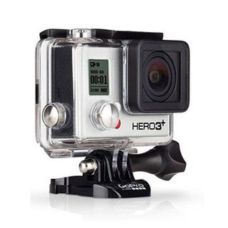 GoPro HERO3+ Silver Edition Waterproof WiFi Camera