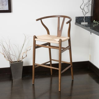 Christopher Knight Home Felix Wood Single Bar Stool