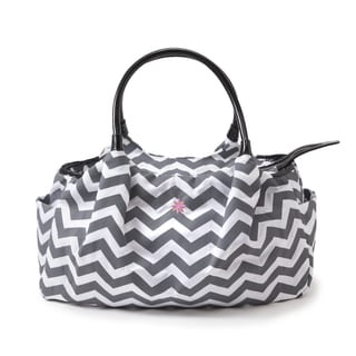 JP Lizzy Chevron Allure Diaper Bag