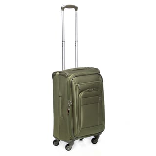 Delsey Helium Superlite 20-inch 4-wheel Spinner Carry On Upright Suitcase