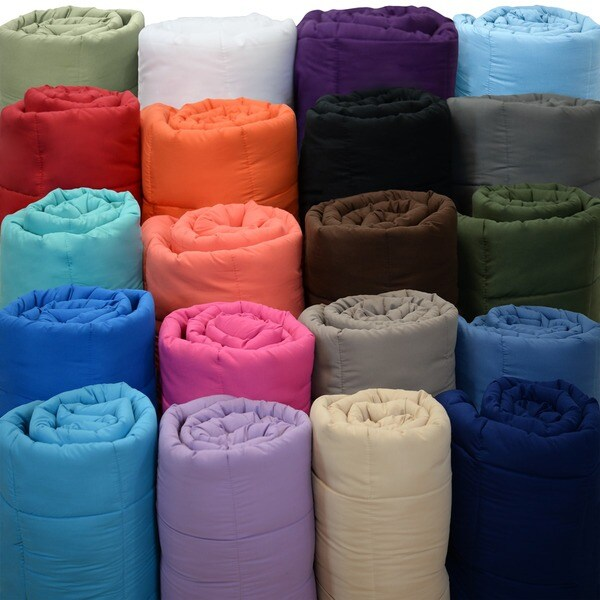 Premium Ultra Soft Down Alternative Twin XL Comforter Set